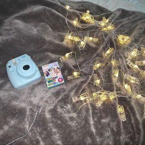 Mini Polaroid 8 package ! 💙🤍